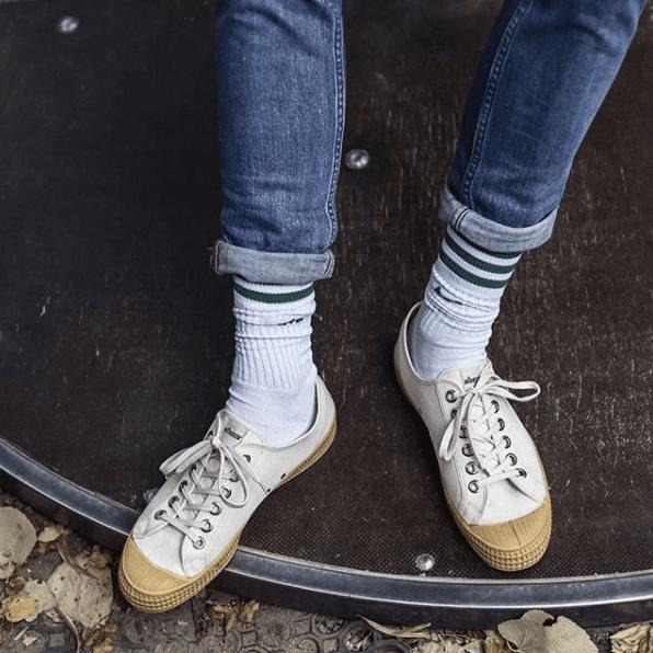 01ddcfa2d Los calcetines altos están de moda y te explicamos por qué