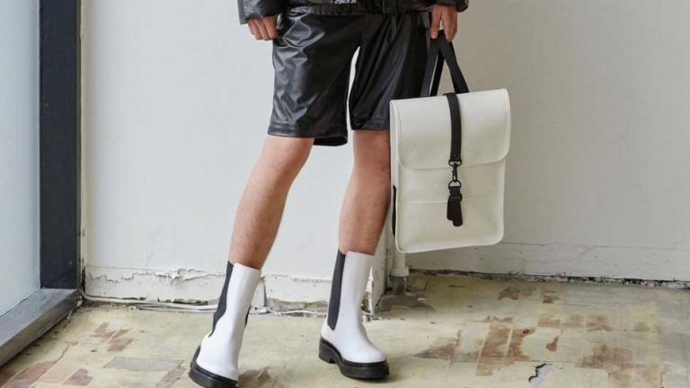 Las mochilas pequeñas son tendencia