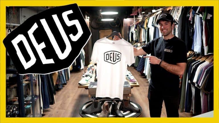 Deus Ex Machina ⚡Descubre la historia de la marca autraliana