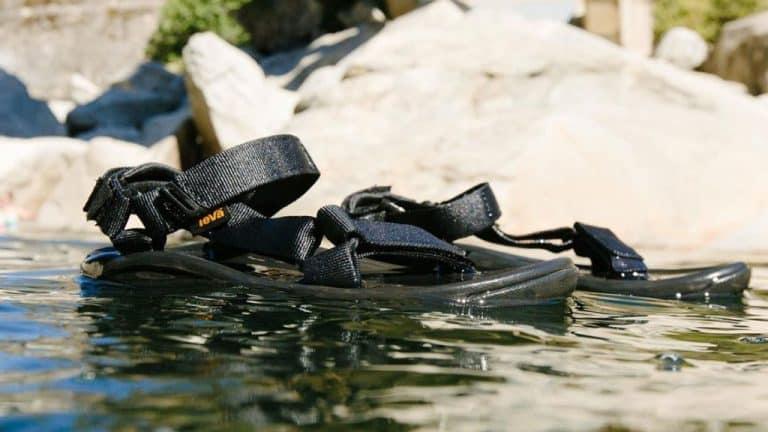 Ventajas de usar sandalias para caminar